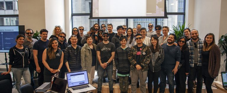 #BoseAR Coding Workshop, NYC April 24-25, 2019