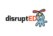 disrupted logo