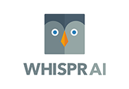 whisperai logo